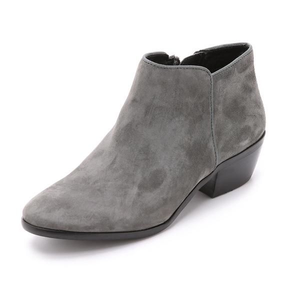 Sam Edelman Shoes - Sam Edelman Slate Gray 'Petty' Ankle Boot 9.5